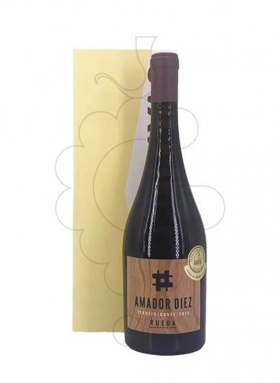 Foto Amador Diez vi blanc