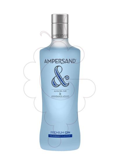 Foto Ginebra Ampersand Blueberry Gin
