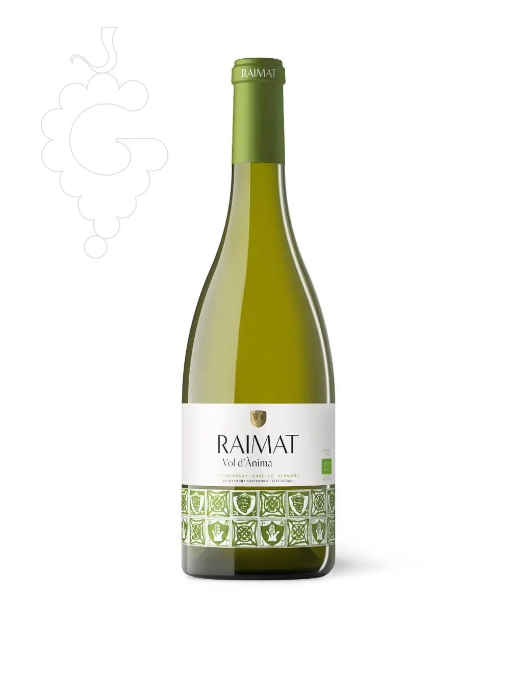 Foto Ànima de Raimat Blanc  vi blanc