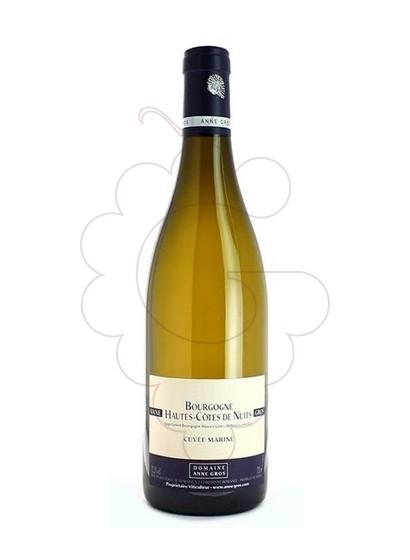 Foto Anne Gros Hautes Côtes de Nuits Blanc Cuvée Marine vi blanc
