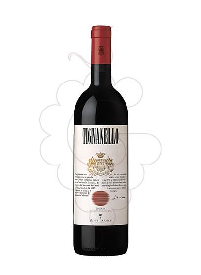 Foto Antinori Tignanello Magnum vi negre
