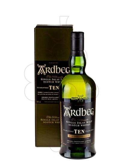 Foto Whisky Ardbeg 10 Anys
