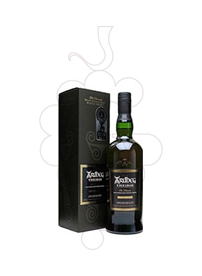 Foto Whisky Ardbeg Uigeadail