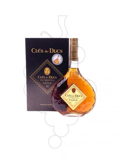 Foto Armagnac Armagnac Cles de Ducs V.S.O.P.