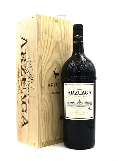 Foto Arzuaga Crianza Magnum vi negre