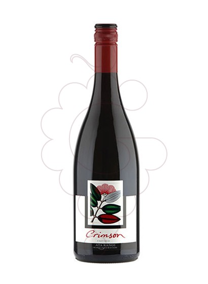 Foto Ata Rangi Crimson Pinot Noir vi negre
