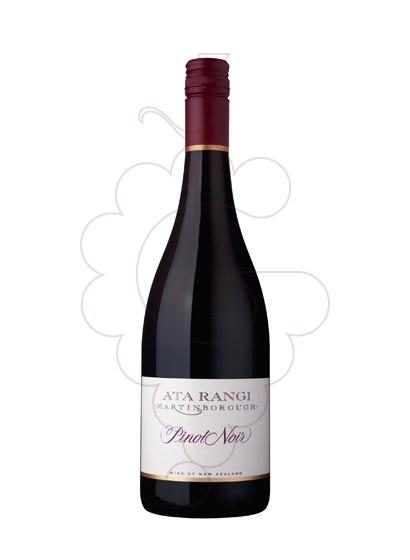 Foto Ata Rangi Pinot Noir vi negre