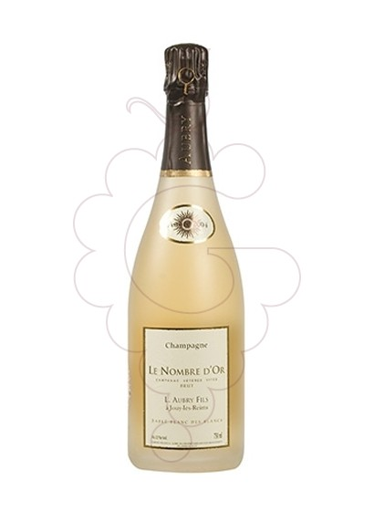 Foto Aubry Cuvée le Nombre d'Or Sablé Blanc de Blancs vi escumós