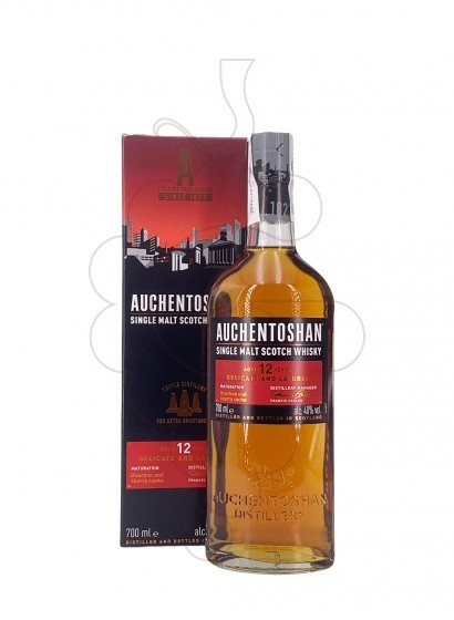 Foto Whisky Auchentoshan 12 Anys
