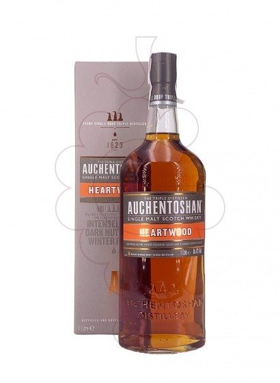 Foto Whisky Auchentoshan Heartwood
