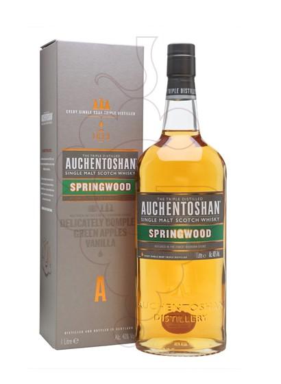 Foto Whisky Auchentoshan Springwood