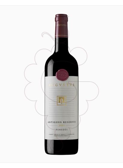 Foto Augustus Antigues Reserves vi negre