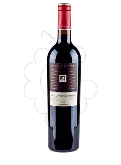 Foto Augustus Cabernet Sauvignon - Merlot vi negre