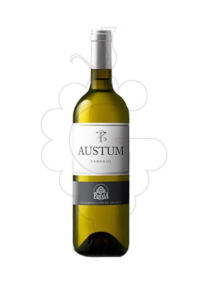Foto Austum Verdejo Magnum vi blanc