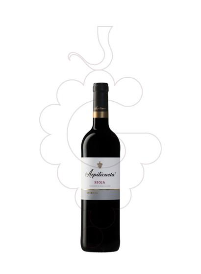 Foto Azpilicueta Crianza (mini) vi negre