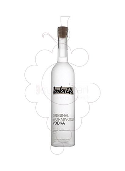 Foto Vodka Babicka