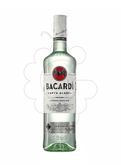 Foto Rom Bacardi no emplenable
