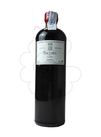 Foto Licor Baccate (Cassis)