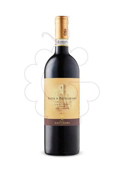 Foto Antinori Badia Passignano Chianti vi negre