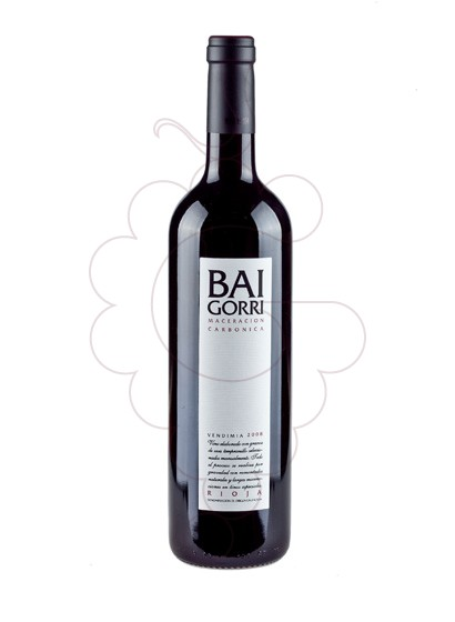 Foto Bai Gorri Maceració Carbònica vi negre