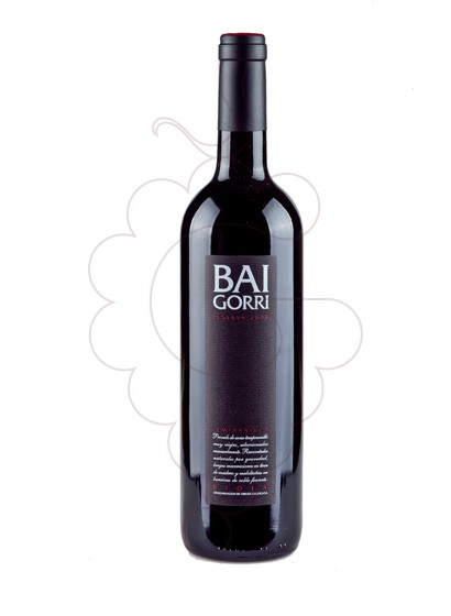 Foto Bai Gorri Reserva  vi negre