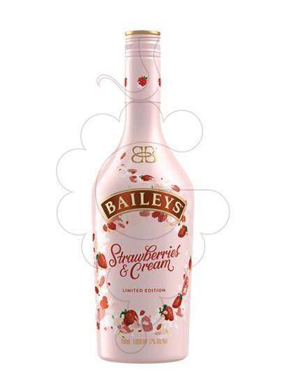Foto Licor Bailey's Strawberries Cream