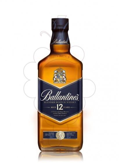 Foto Whisky Ballantine's Blue 12 Anys