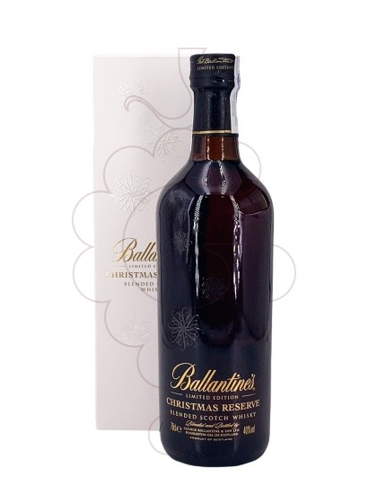 Foto Whisky Ballantine's Christmas Reserve