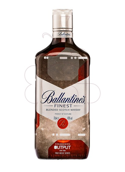 Foto Whisky Ballantine's Clubs