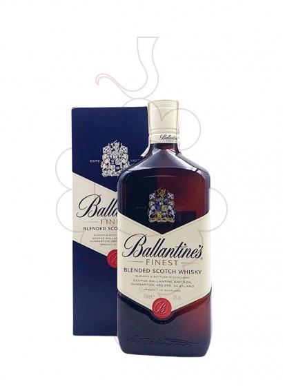 Foto Whisky Ballantine's no emplenable