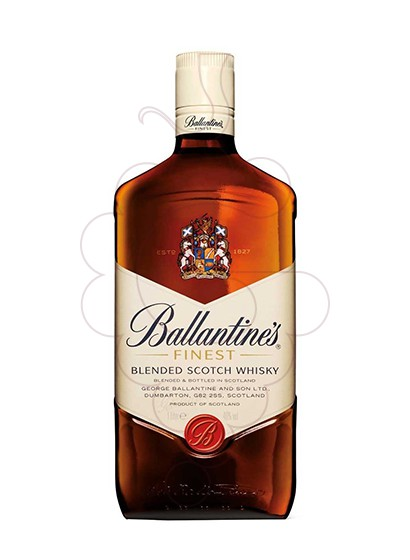 Foto Whisky Ballantine's emplenable