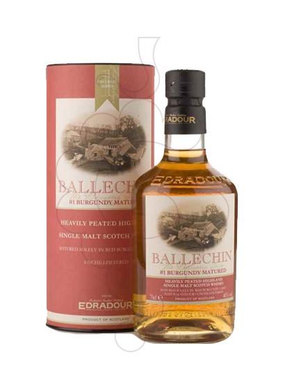 Foto Whisky Ballechin Burgundy Cask