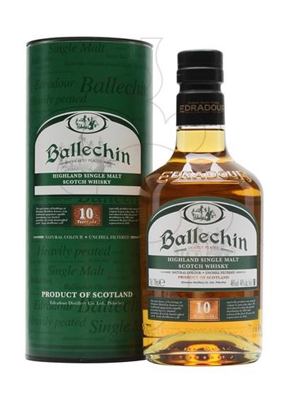 Foto Whisky Ballechin 10 Anys