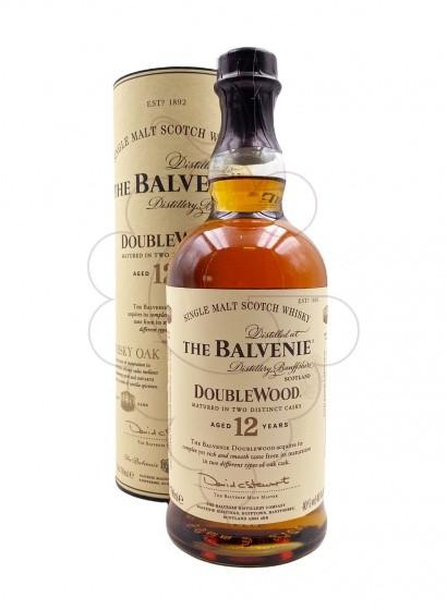 Foto Whisky Balvenie Double Wood 12 Anys