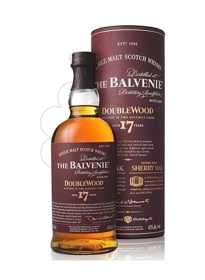 Foto Whisky Balvenie 17 Anys