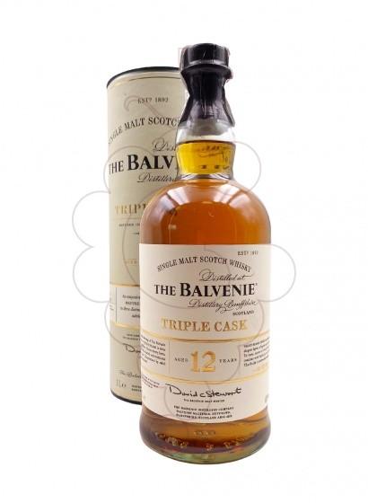 Foto Whisky Balvenie Triple Cask 12 Anys