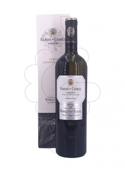 Foto Baron de Chirel Verdejo vi blanc