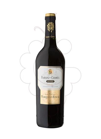 Foto Baron de Chirel Reserva Jeroboam vi negre