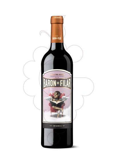 Foto Baron de Filar Crianza vi negre
