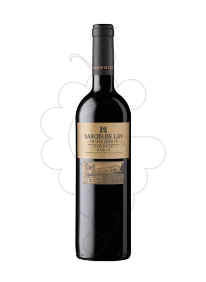 Foto Baron de Ley Gran Reserva  vi negre