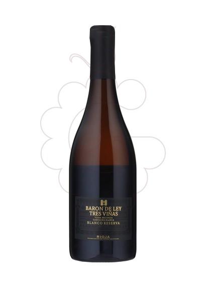 Foto Barón de Ley Tres Viñas vi blanc