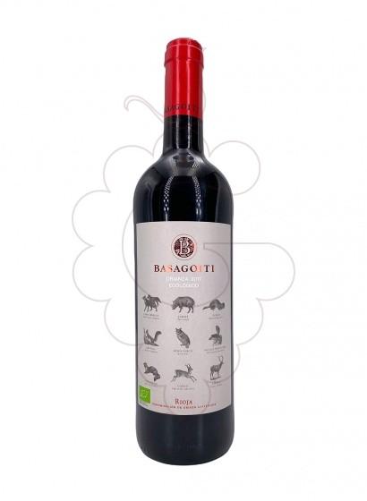 Foto Basagoiti Organic vi negre