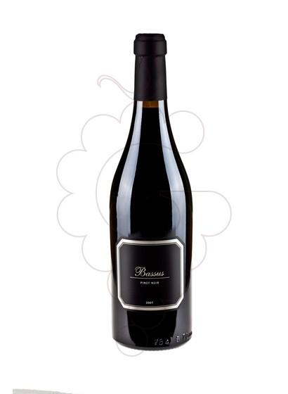 Foto Bassus Pinot Noir vi negre