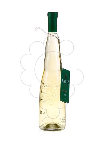 Foto Batic Rebula vi blanc