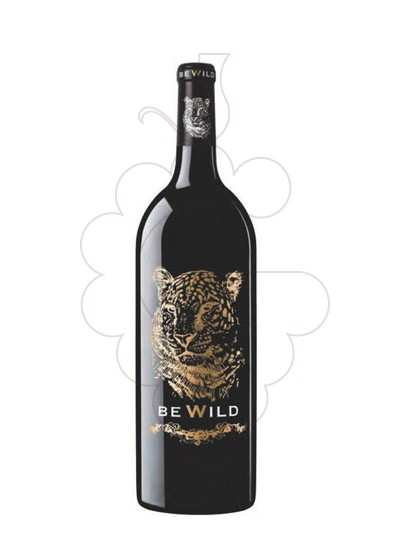 Foto Be Wild Only Magnum Negre vi negre