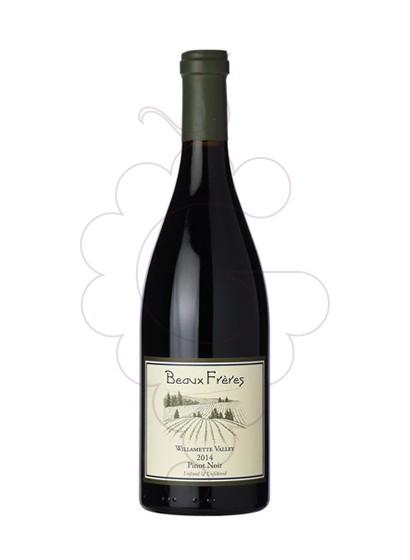 Foto Beaux Frères Willamette Valley Pinot Noir vi negre