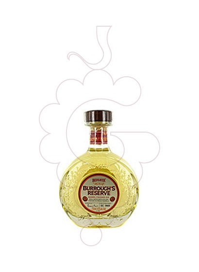 Foto Ginebra Beefeater Burrough's Reserve