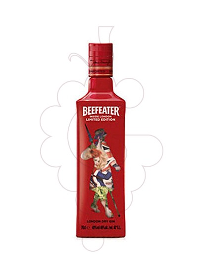 Foto Ginebra Beefeater Made In Limited Edition