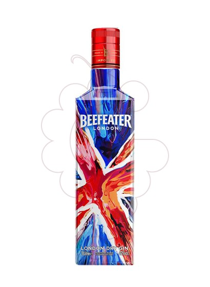 Foto Ginebra Beefeater Limited Edition 2017