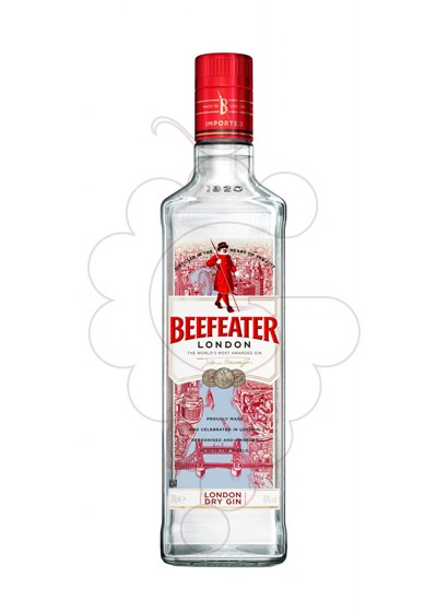 Foto Ginebra Beefeater no emplenable